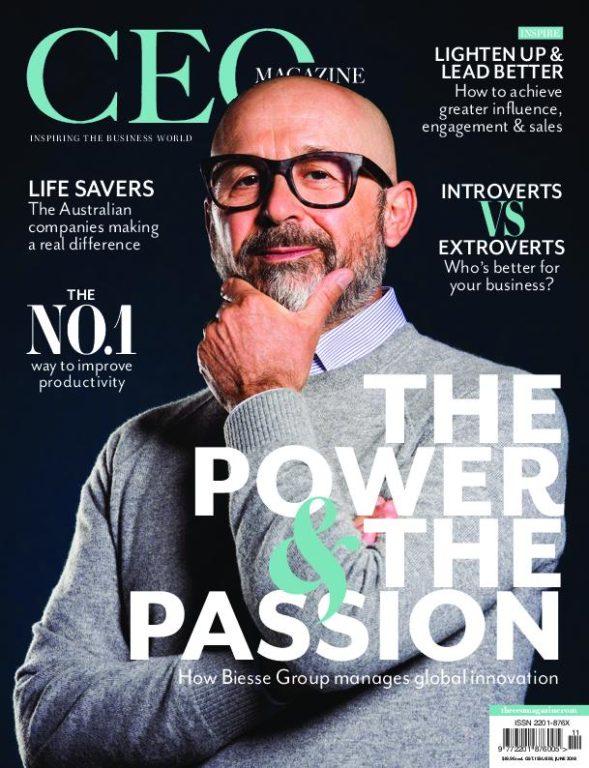 The CEO Magazine Australia & New Zealand – May 2018