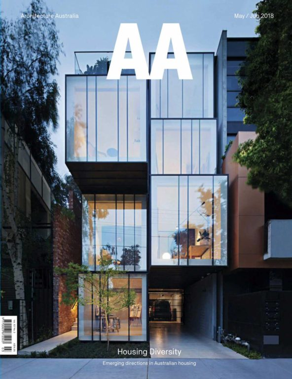 Architecture Australia – May-June 2018
