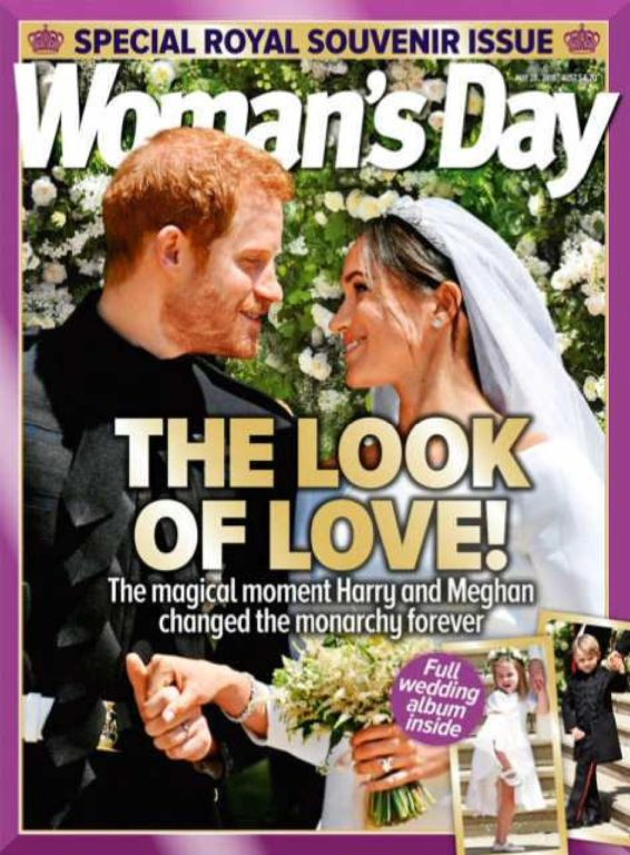 Woman's Day Australia – May 28, 2018