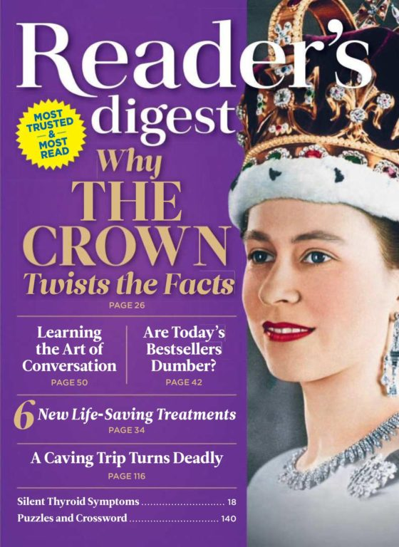 Reader's Digest Australia & New Zealand – June 2018