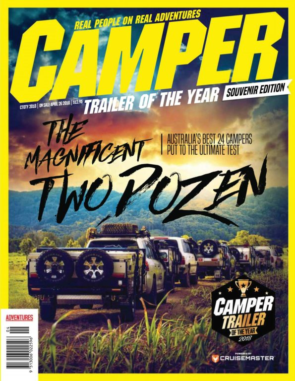 Camper Trailer Australia – May 2018