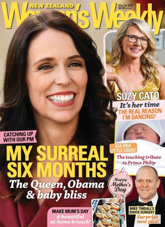 Woman's Weekly New Zealand – May 14, 2018