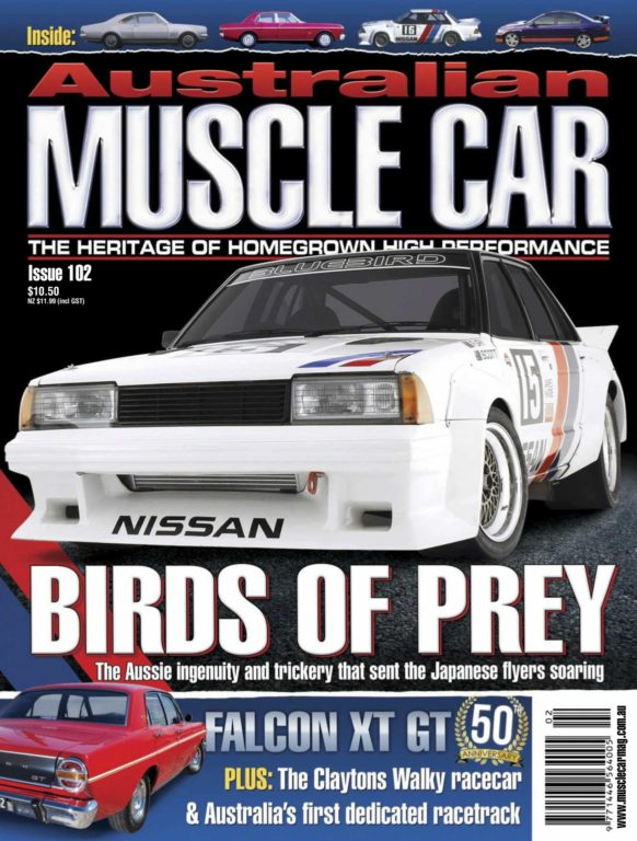 Australian Muscle Car – May 01, 2018