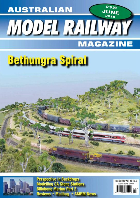 Australian Model Railway Magazine – June 01, 2018