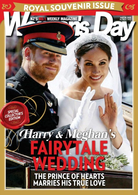 Woman's Day New Zealand – May 28, 2018