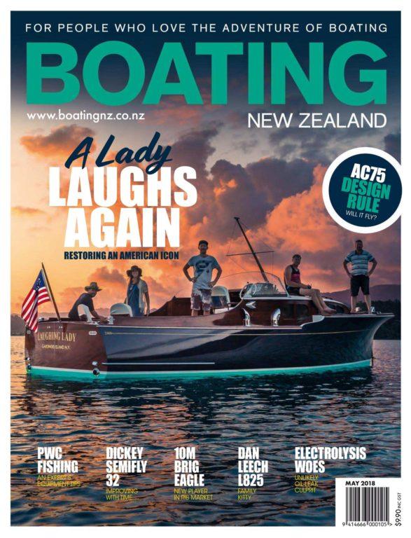 Boating New Zealand – May 2018