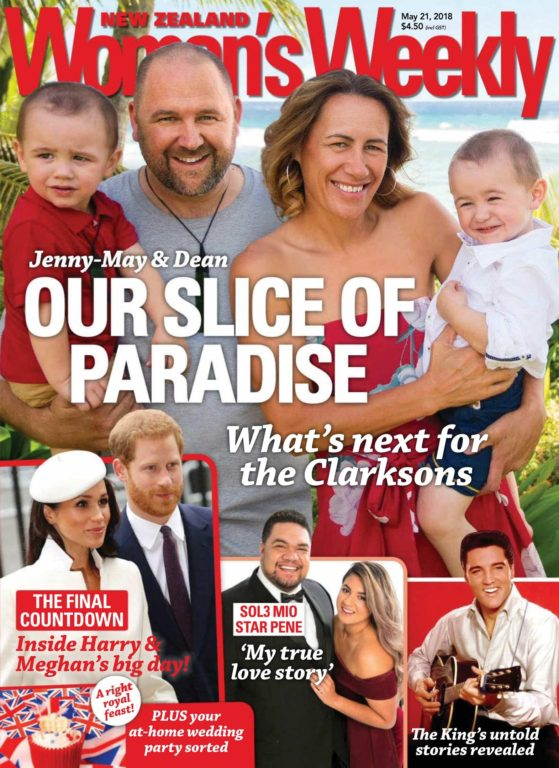Woman's Weekly New Zealand – May 21, 2018