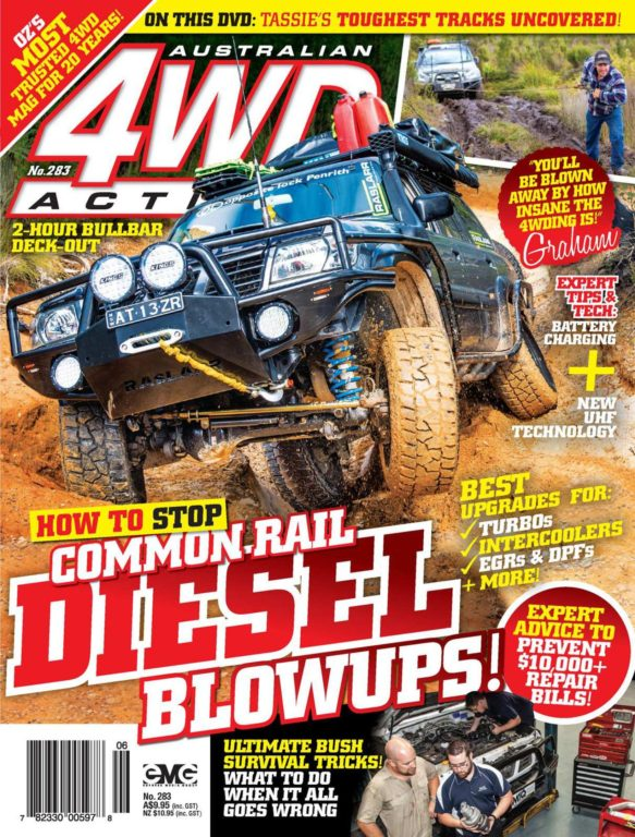 Australian 4WD Action – April 2018
