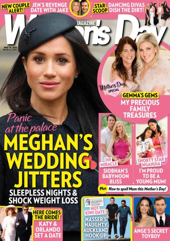 Woman's Day New Zealand – May 14, 2018