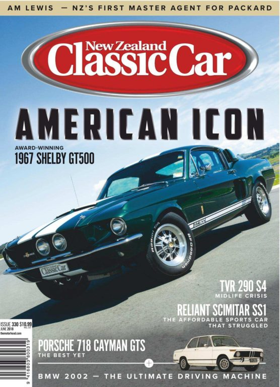 New Zealand Classic Car – June 2018