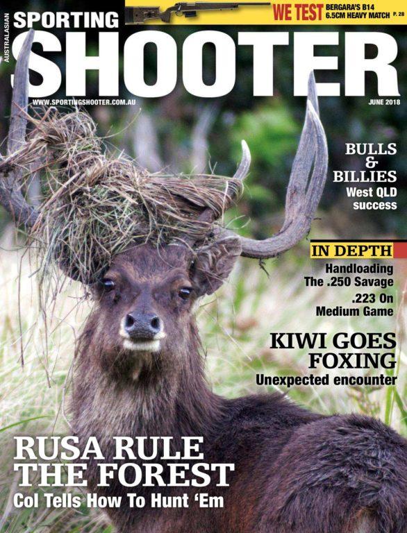 Sporting Shooter Australia – June 2018