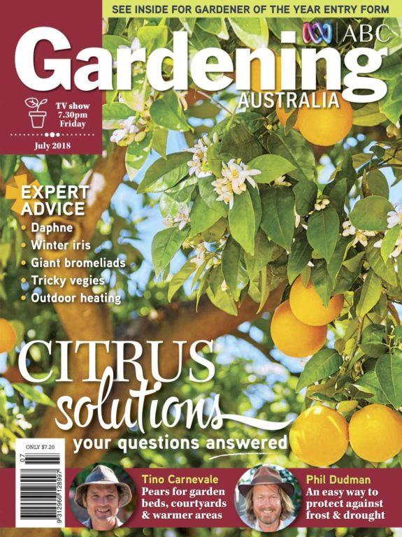 Gardening Australia – July 2018