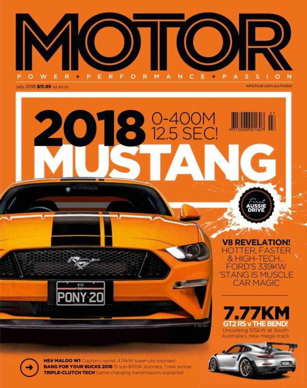 Motor Australia – July 2018