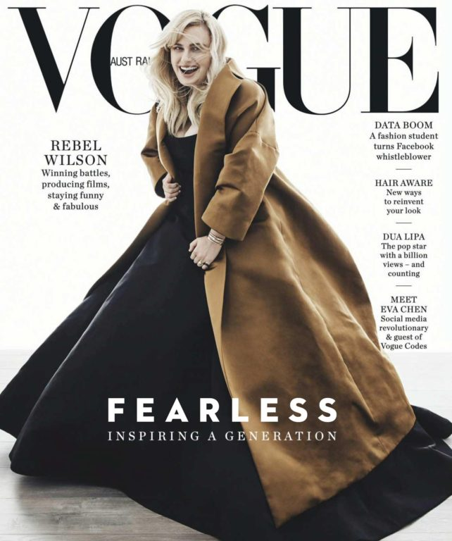 Vogue Australia – June 2018