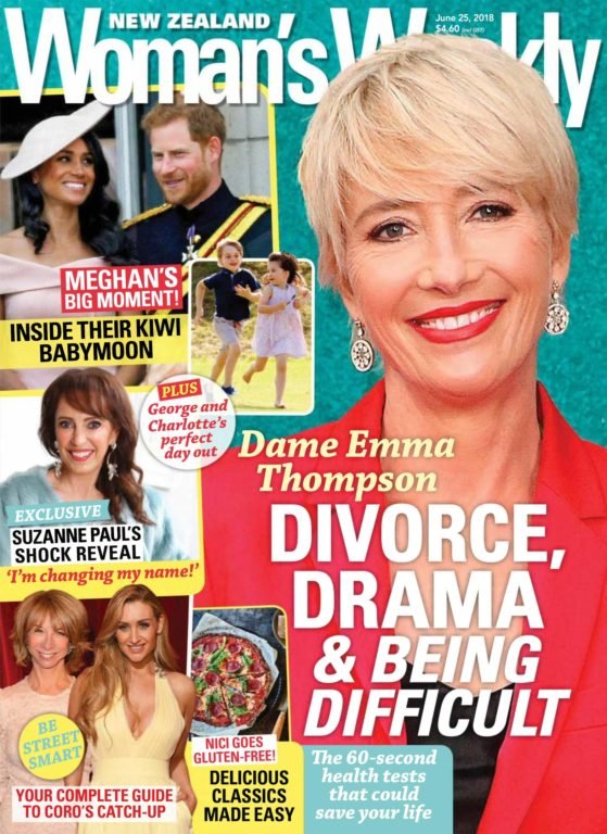 Woman's Weekly New Zealand – June 25, 2018