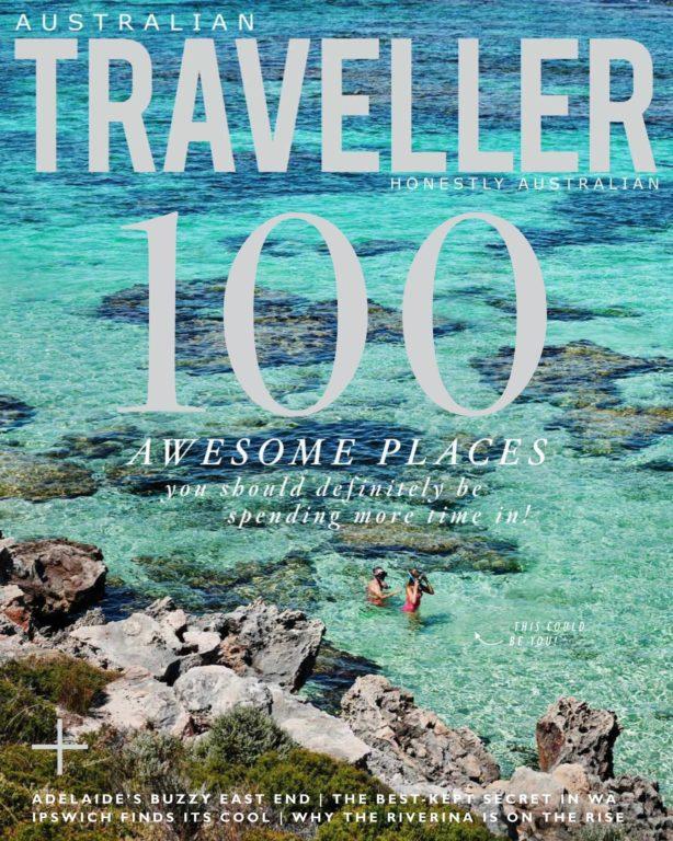 Australian Traveller – May 2018