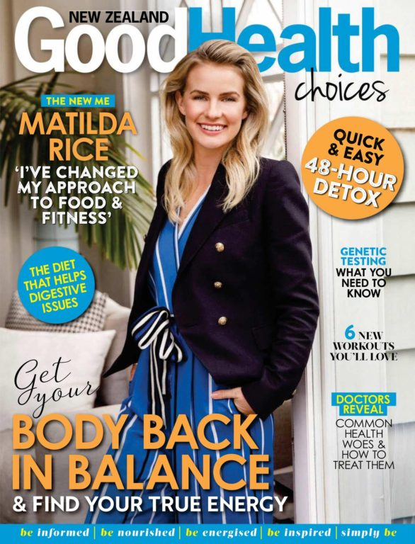 Good Health Choices New Zealand – July 2018