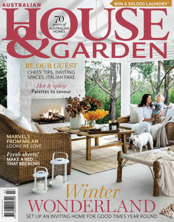 Australian House & Garden – July 2018