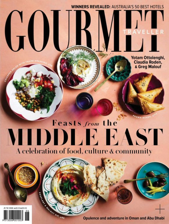 Australian Gourmet Traveller – June 2018
