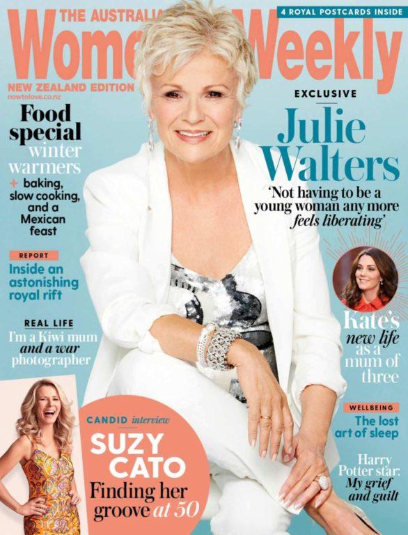 The Australian Women's Weekly New Zealand Edition – July 2018