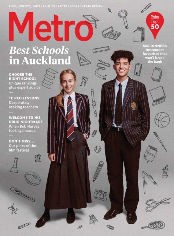 Metro New Zealand – July 01, 2018