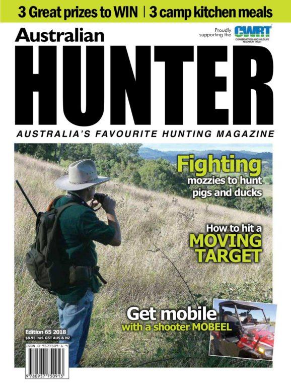 Australian Hunter – May 2018