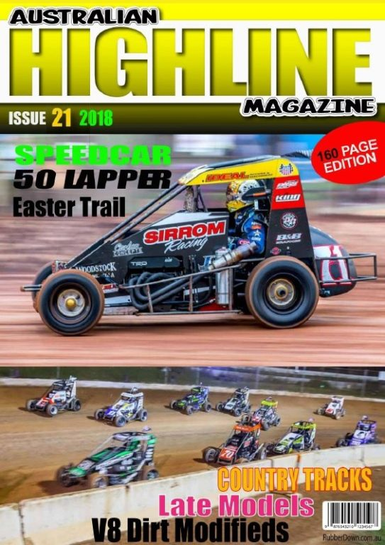 Australian Highline Magazine – Issue 21 2018