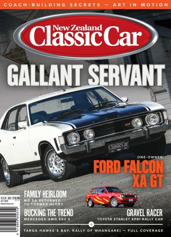 New Zealand Classic Car – July 2018