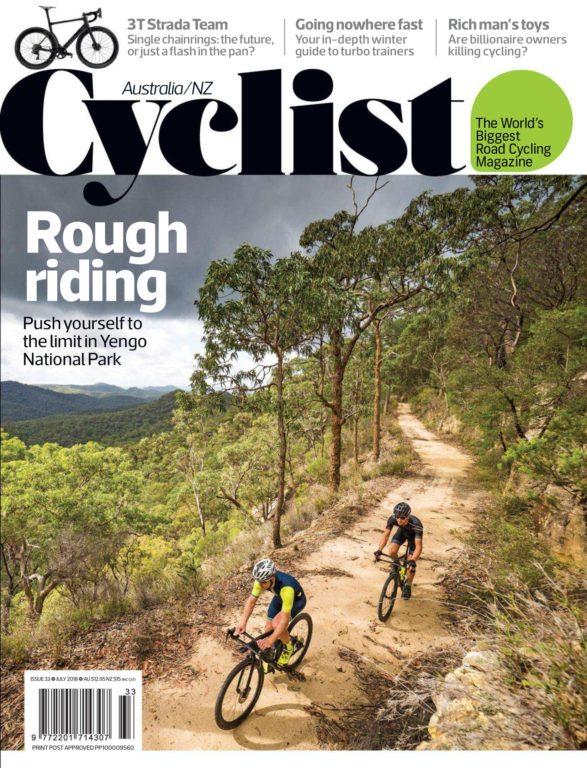 Cyclist Australia & New Zealand – July 2018