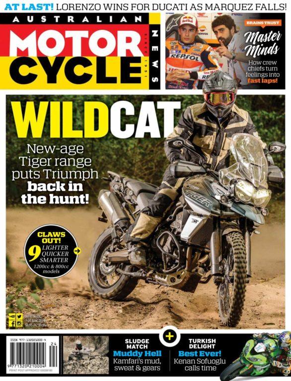 Australian Motorcycle News – June 07, 2018