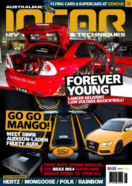 Australian Incar Entertainment – Issue 1 2018