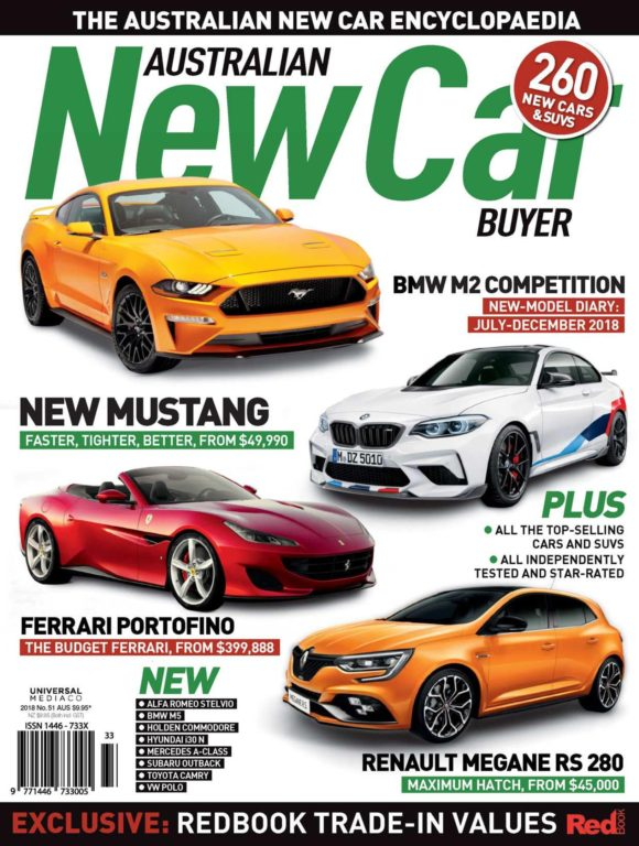 Australian New Car Buyer – June 2018