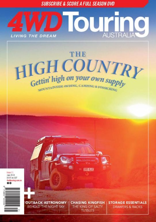 4WD Touring Australia – June 2018