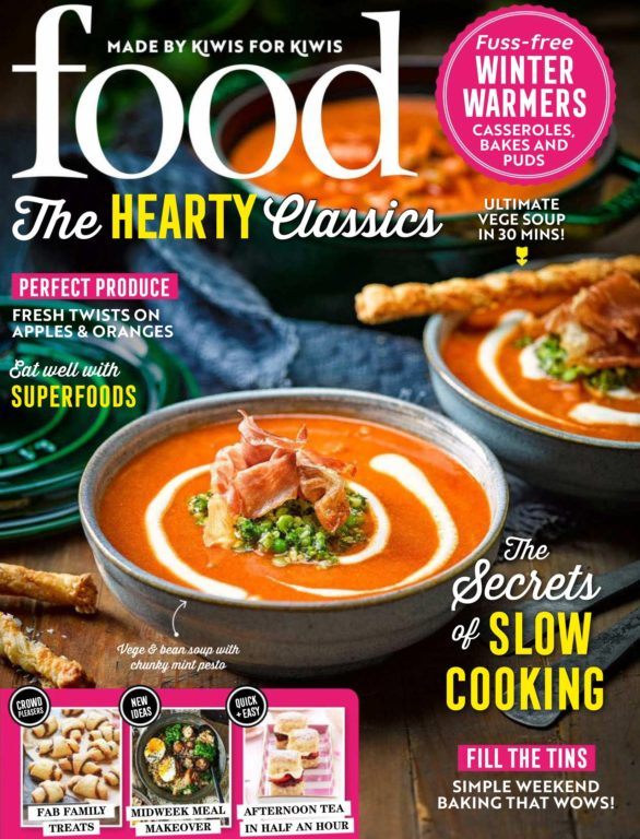 Food New Zealand – July-August 2018