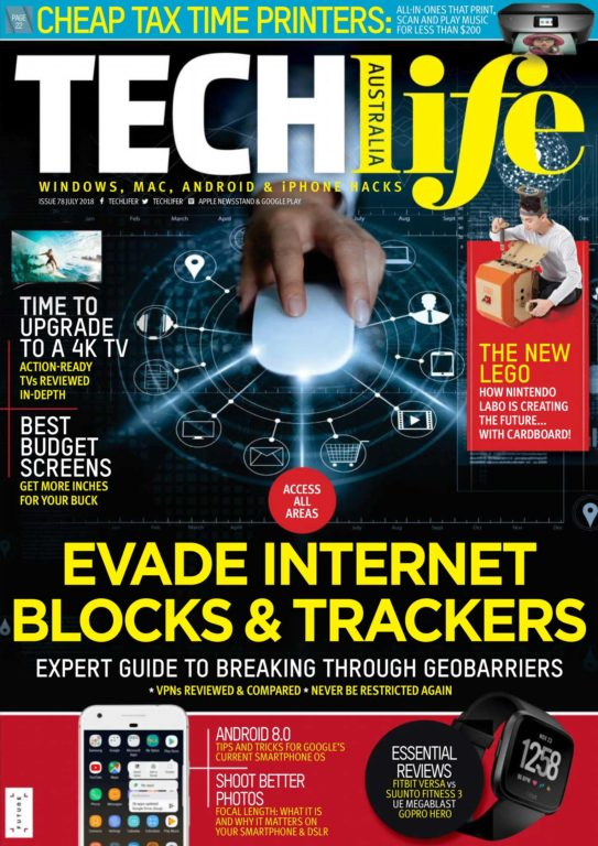 TechLife Australia – July 2018