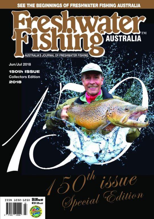 Freshwater Fishing Australia – June 2018