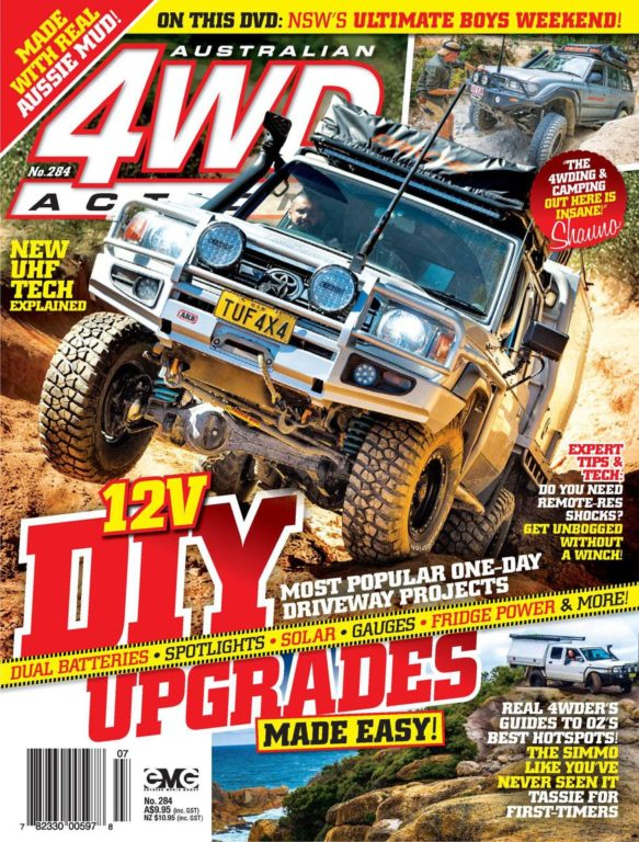 Australian 4WD Action – May 2018