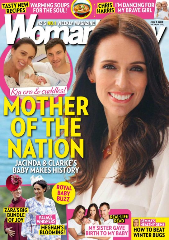 Woman's Day New Zealand – July 02, 2018