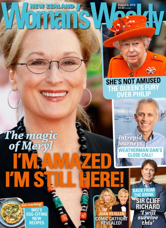 Woman's Weekly New Zealand – August 03, 2018