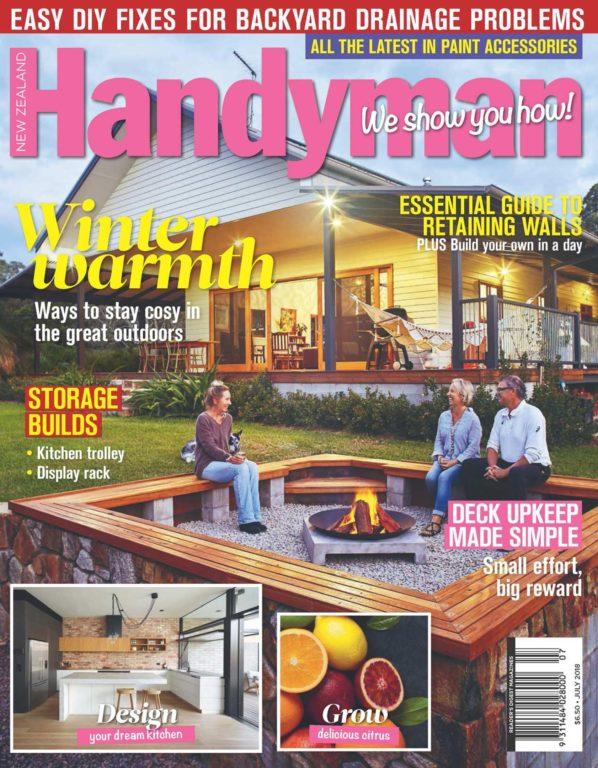 New Zealand Handyman – July 2018