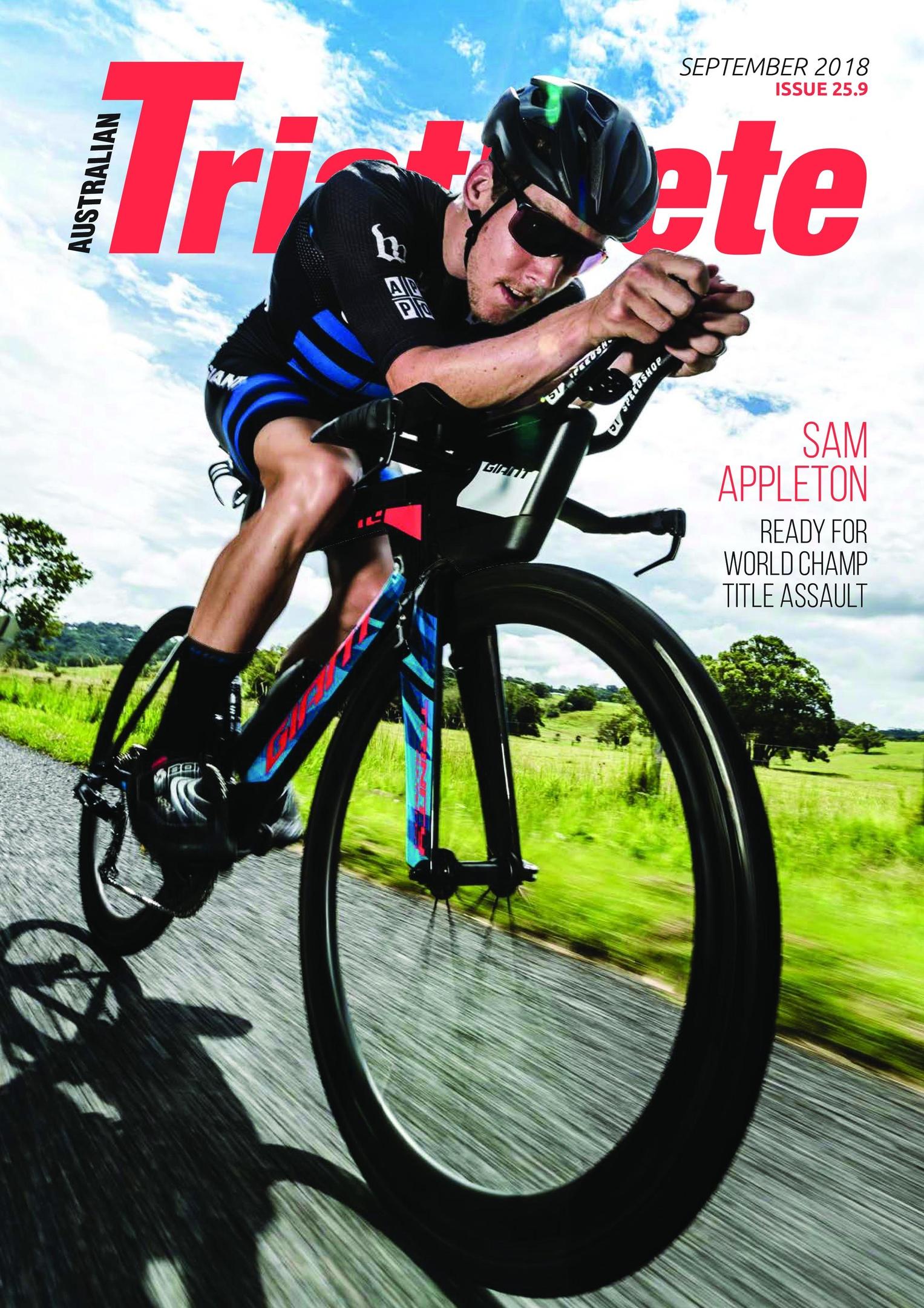 Australian Triathlete – September 2018