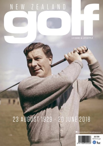 New Zealand Golf Magazine – July 2018