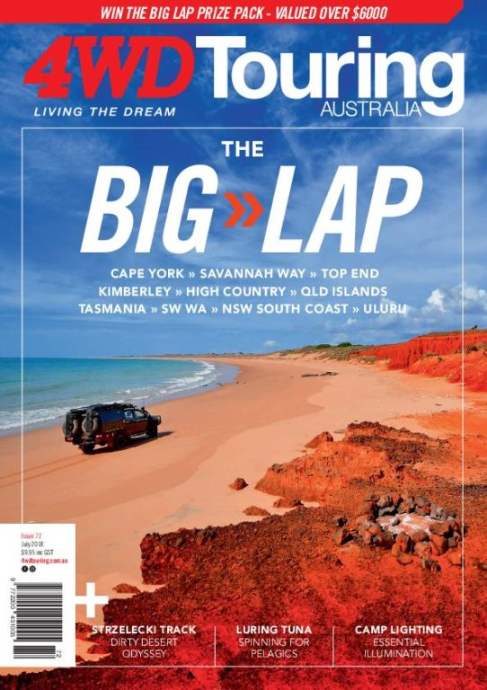 4WD Touring Australia – July 2018