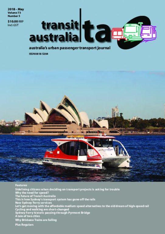 Transit Australia – July 2018