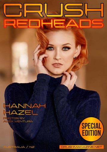 Crush Magazine Australia – Redheads No.1 2018