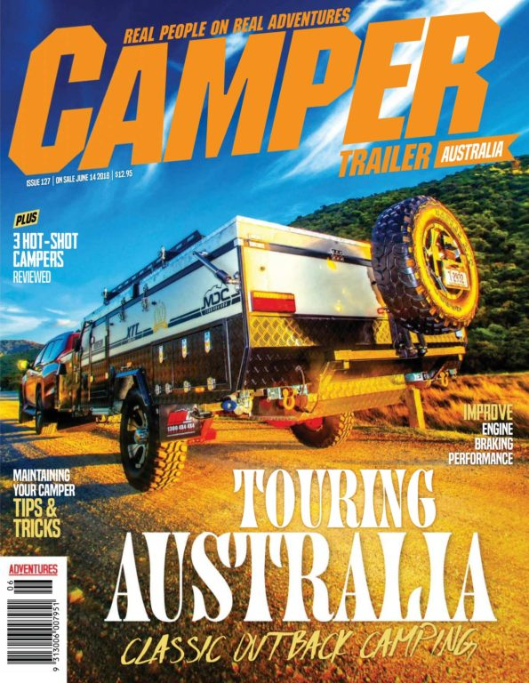 Camper Trailer Australia – July 2018