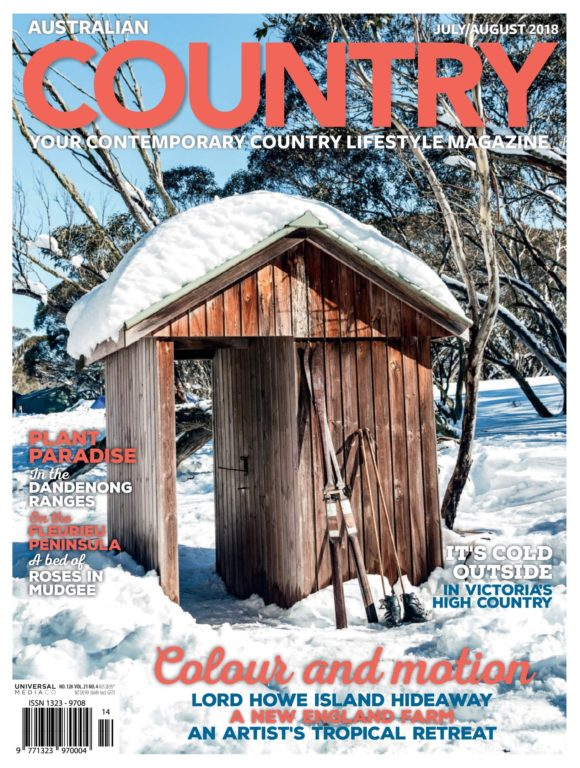 Australian Country – July-August 2018