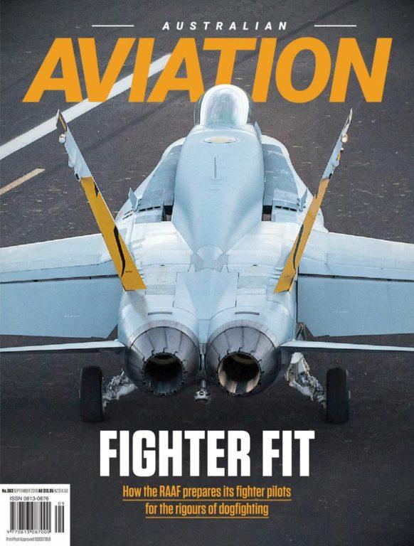 Australian Aviation – September 2018