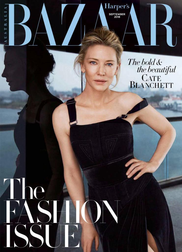 Harper's Bazaar Australia – September 2018