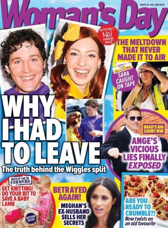 Woman's Day Australia – August 20, 2018